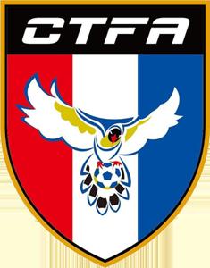 CTFA Logo - governing body of Taiwanese football