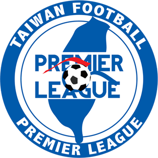 Taiwan Football Premier League logo 2020