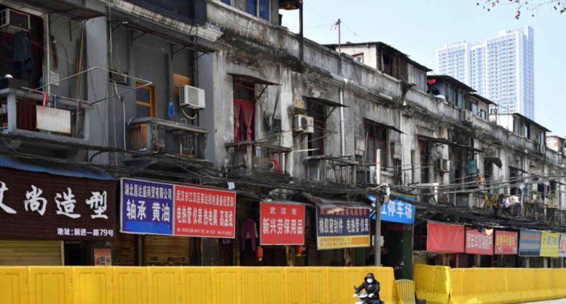 Lockdown in Wuhan