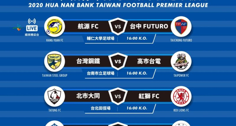 Match-day 2 games in TFPL