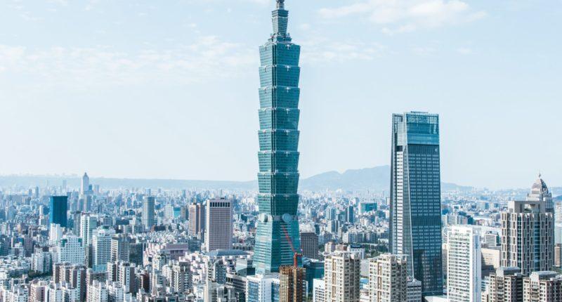 Taiwan's capital, Taipei